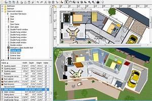 Logiciel Architecture Gratuit Simple : quel logiciel d architecture gratuit pour le plan de sa ~ Premium-room.com Idées de Décoration