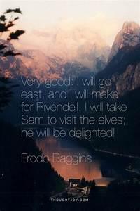 Frodo Quotes. Q... Frodo Elvish Quotes