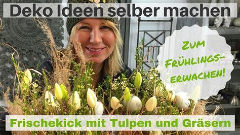 deko frühling selber machen diy deko ideen zum selber machen kreative tulpen ideen zum selbermachen imke riedebusch