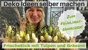 Deko Ideen Selbermachen : diy deko ideen zum selber machen kreative tulpen ideen ~ A.2002-acura-tl-radio.info Haus und Dekorationen
