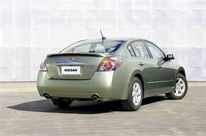 Nissan Altima Hybrid 30k Service
