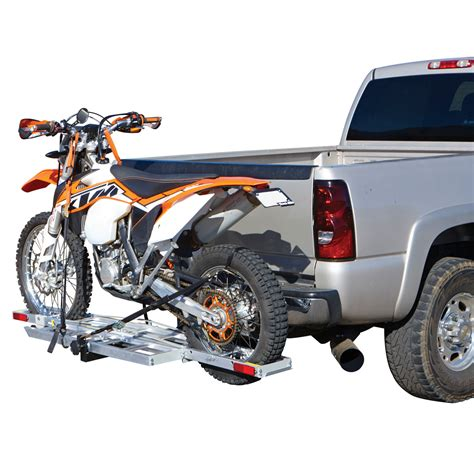 400 Lb Receivermount Motorcycle Carrier