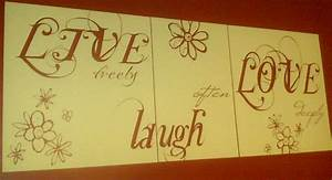 stikmup designs live laugh love quotreversequot vinyl With reverse vinyl lettering