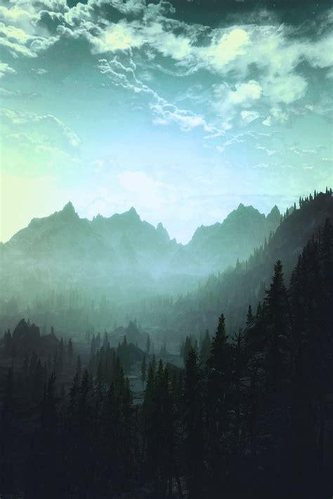 Beautiful Dovahkiin Elder Scrolls V Skyrim Galaxy