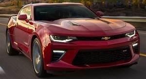 2019 Chevrolet Camaro Tipped To Recieve The Corvette U0026 39 S