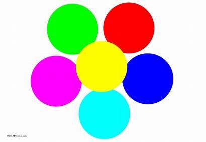 Clipart Colors Clip Cliparts Colorful Clour Coloured
