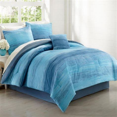 ombre bed set latitude ombre ruched reversible complete