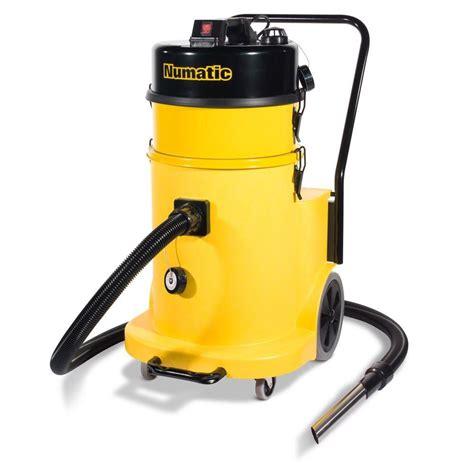 numatic hzdq twin motor asbestos vacuum  vacuums