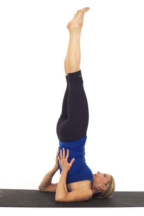 Check spelling or type a new query. Yoga poses for a Healthy Glow! - Kristin McGee