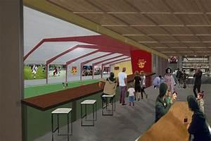 Detroit City FC will open an indoor soccer field house ...