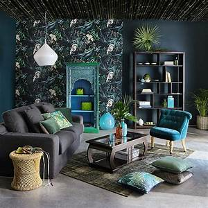 Deco Salon Maison Du Monde : meubles d co d int rieur exotique maisons du monde chambre pinterest meubles ~ Teatrodelosmanantiales.com Idées de Décoration