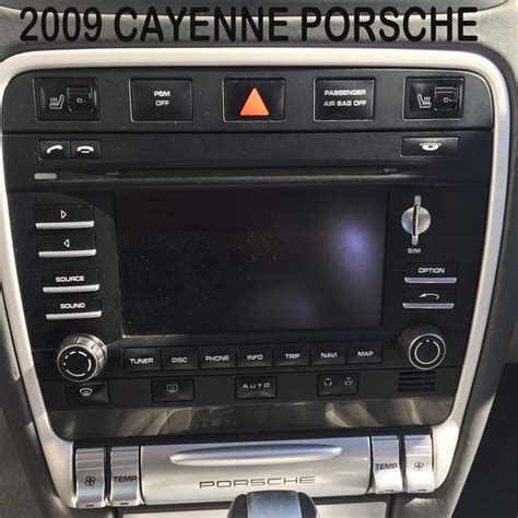 2006 porsche cayenne seicane radio upgrade. Belsee Android 9.0 Auto Head Unit Radio Replacement Stereo Upgrade for Porsche Cayenne 2003 2004 ...