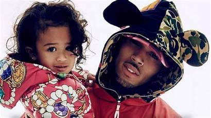 Chris Brown Royalty Friday Freaky Daughter Father