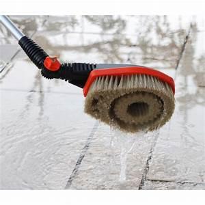Brosse De Lavage Voiture : brosse de nettoyage rotative pour terrasse ou voiture ~ Dailycaller-alerts.com Idées de Décoration