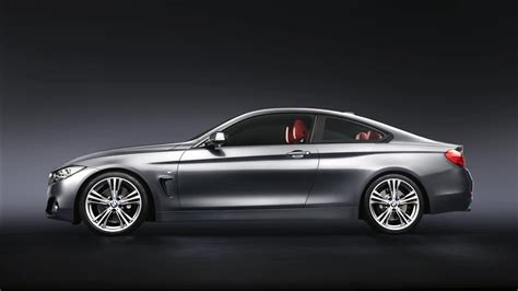 The Bmw 4 Series Coupé.