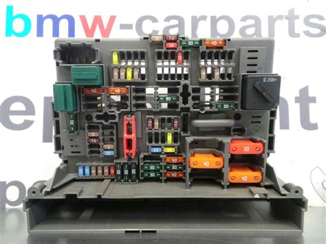 Bmw Series Fuse Box Breaking For Used