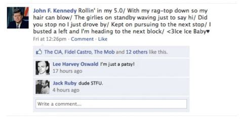 5 Famous Last Status Updates  Collegehumor Post