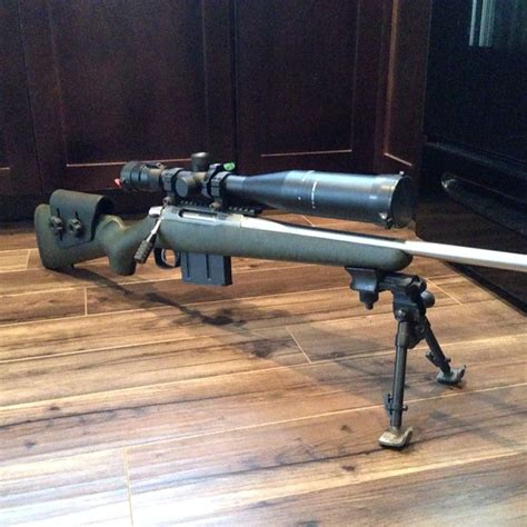 tikka t3 lite 7mm remington magnum bell and carlson