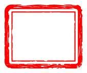 drawing  blank red stamp  search clipart