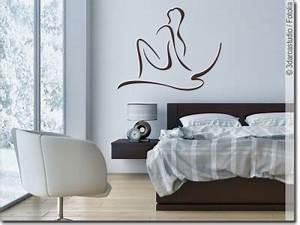 Erotische Bilder Für Schlafzimmer : wandtattoo schlafzimmer traumhafte motive und spr che ~ Michelbontemps.com Haus und Dekorationen