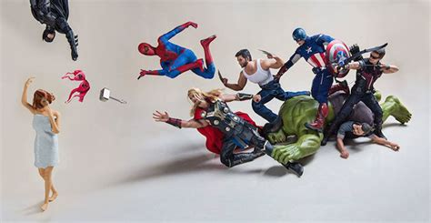 the funny things superheroes do when they 39 re not saving