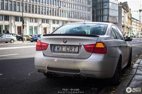 Bmw M3 E90 Crt 2 November 2018 Autogespot