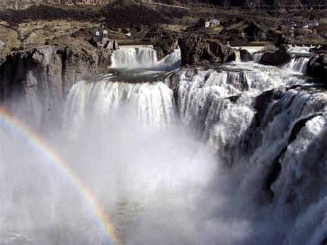 Visit Shoshone Falls And Perrine Bridge In Twin Falls