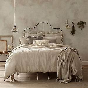 Buy wamsuttar vintage washed linen standard pillow sham in for Bed bath and beyond linen sheets