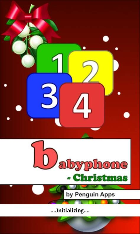 Baby Phone  Christmas Game  Android Apps On Google Play