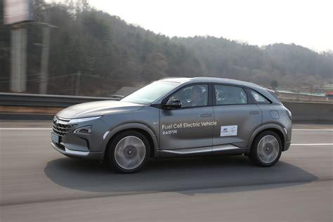 Hyundai Nexo: Mit Wasserstoff in die Zukunft