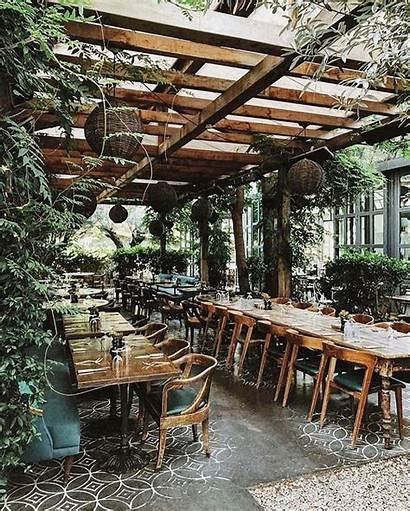 Restaurant Outdoor Patio Dinner Fantastic Cafe Bar