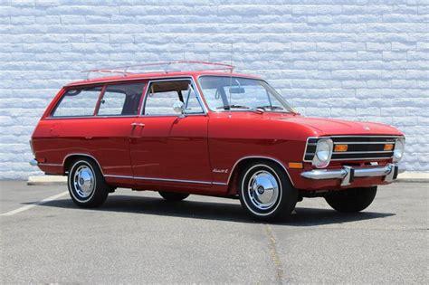 1968 opel kadett l wagon for sale 1843146 hemmings