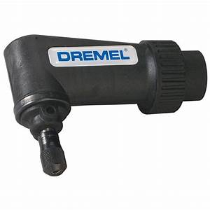 Dremel 575 Right Angle Attachment Instructions