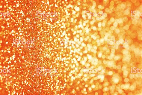 Orange Glitter Wallpaper by Orange Glitter Background Stock Photo Image Now