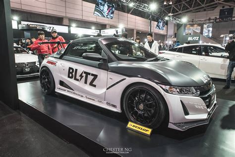 But breaching into ferrari ownership might not be as expensive as you first thought. Tokyo Auto Salon 2016 Highlights - GTspirit