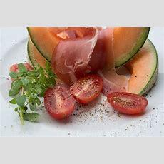 Rezeptidee Melone Mit Serranoschinken  Gute Rezepte Der