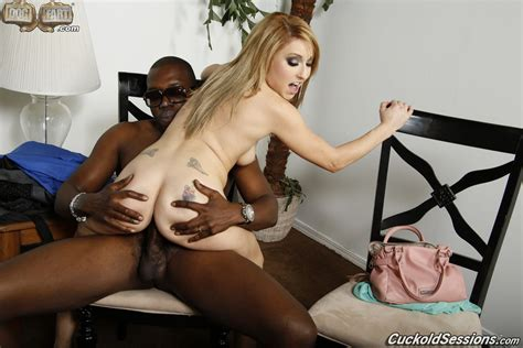 Vallerie White Fucks Black Guy While Hubby Watches 2 Of 2
