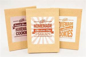 60 creative cookie packaging ideas for your inspiration With cookie labels packaging
