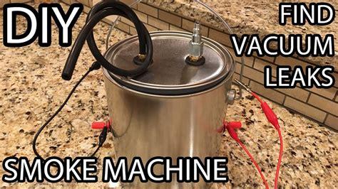project time diy smoke machine build find  vacuum