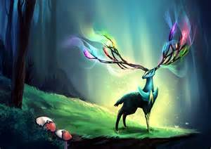 Pokemon Xerneas deviantART
