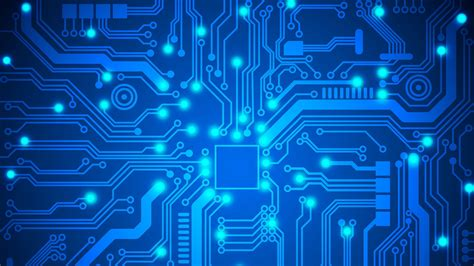 Printed Circuit Board (pcb) 4k Ultrahd Wallpaper