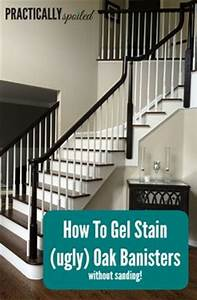 staircases on pinterest stairs railings and stair runners With best brand of paint for kitchen cabinets with hang art without damaging walls