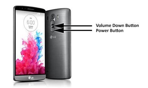 how to screenshot on an lg phone taking a screenshot on the lg g3 draalin