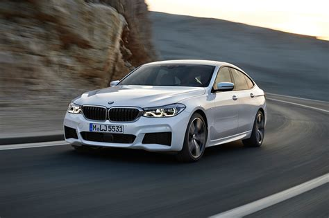 2018 Bmw 640i Xdrive Gran Turismo Picks Up Where The 5 Gt