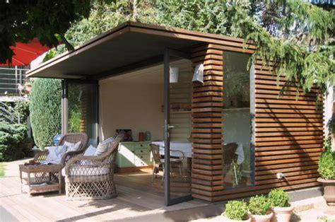 gartenhäuser zum wohnen kubisch gartenhaus fmh metallbau bild 9 sch 214 ner wohnen