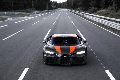 Photography and sketches courtesy of bugatti. 2020 Bugatti Chiron Super Sport 300+   Top Speed