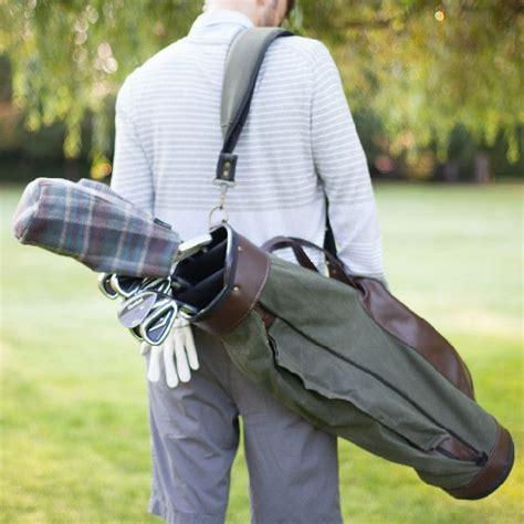 original jones waxed canvas bags sunday golf bag golf bags