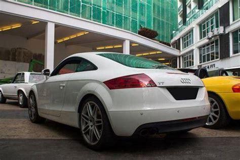 Audi Wedding Car Rental Malaysia