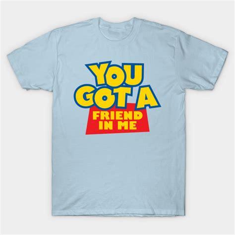 friend   toy story  shirt teepublic