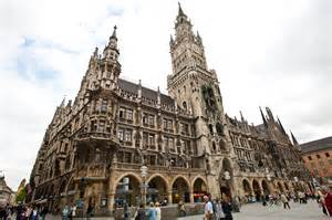 Free Munich Walking Tour Map Old Town Guide